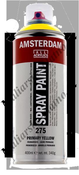 Akrylove Barvy Ve Spreji 400 Ml Amsterdam Spray Paint