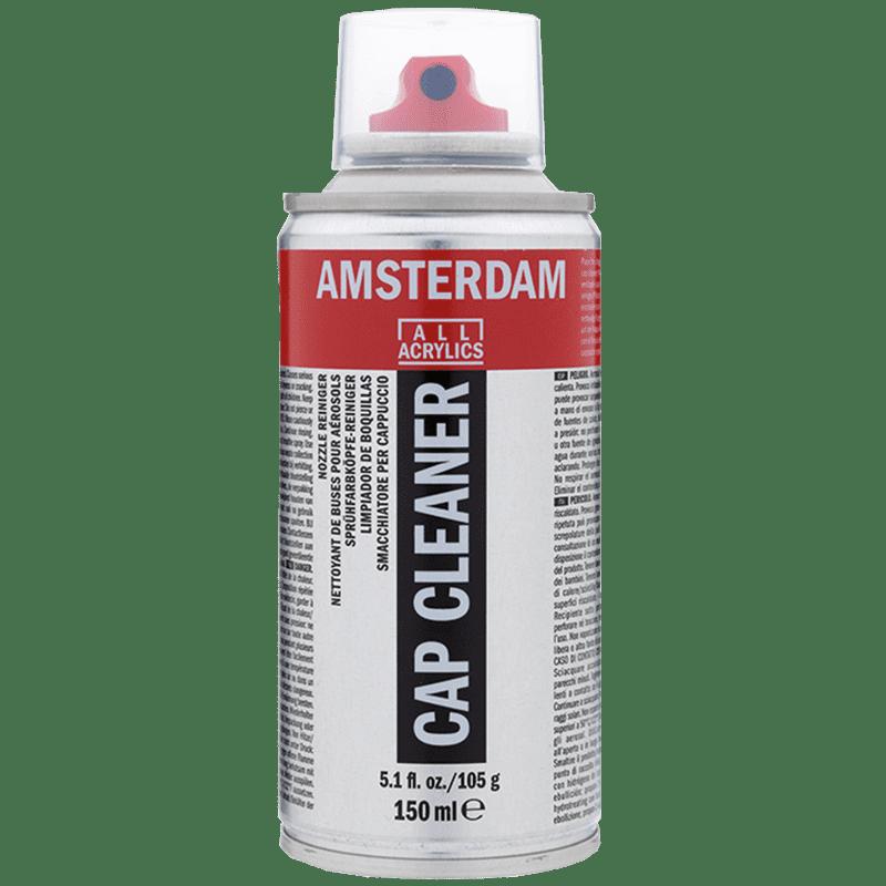 Akrylove Barvy V Spreji A Fixy Amsterdam