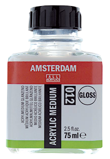 Amsterdam medium lesklé 012 - 75 ml